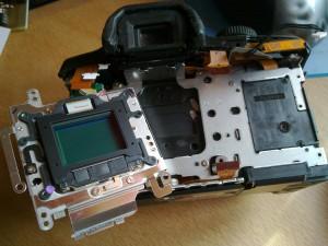 Kamera CMOS-Sensor